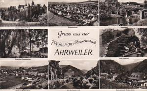 Germany Gruss Aus Ahrweiler Multi View 1964 Photo
