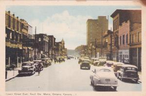 SAULTE STE MARIE , Ontario , Canada , 30s-40s; Queen Streeet East