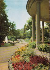Germany Ruesselsheim Partie am Stadtpark 1972