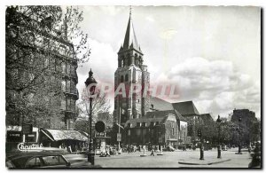 Old Postcard Church Paris Saint Germain des Pres