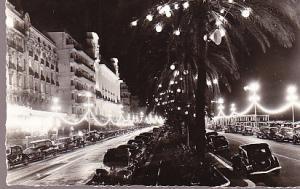 France - Nice - La Promenade des Anglais - RP 1958