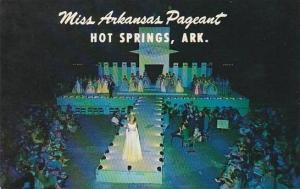 Arkansas Hot Springs Miss Arkansas Pageant