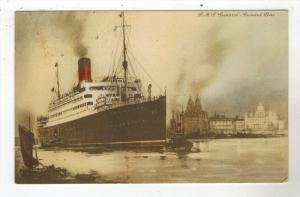 1727 R.M.S. Samaria Cunard Lines