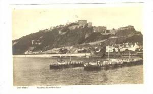 Koblenz- Ehrenbreitstein, Der Rhein, North Rine-Westphalia, Germany, 00-10s