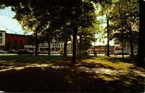Vermont Vergennes City Park