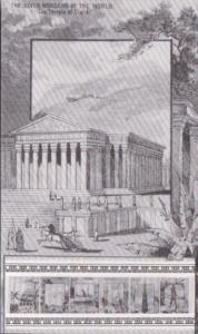 The Seven Wonders Of The World The Temple Of Diana