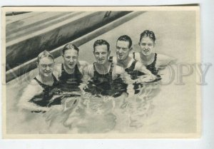 428090 SPORT Olympiade 1932 swedish athletes Tobacco ADVERTISING