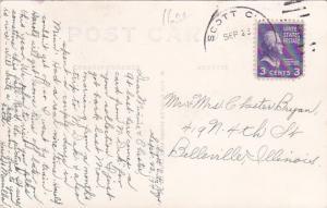 RP: Post Office , DEVIL'S LAKE , North Dakota , PU-1948