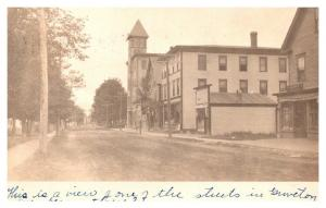New Hampshire  Groveton , Main Street , Curtis Variety & Tea Store, Bakery,  RPC