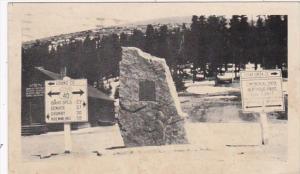 Colorado Berthoud Pass 1940