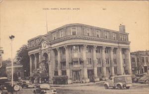 Maine Rumford Hotel Harris