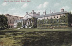 BOSTON , Massachusetts , 00-10s ; Mass. General Hospital