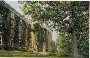 The Old Main, Bucknell University - Lewisburg PA, Pennsylvania