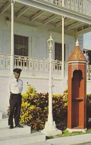Government House, St. Thomas, U.S. Virgin Islands, Antilles, 40-60s