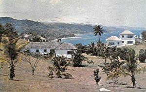 Jamaica, Jamaique Post card Old Vintage Antique Postcard View Of Montego Bay ...