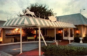 Florida St Petersburg Aunt Hattie's Restaurant 1973