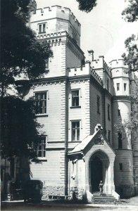 Balc Sanatoriul de Nevroze Romania carte postala