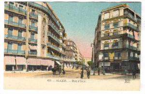ALGER.-Rue D'Isly, Algeria, 00-10s