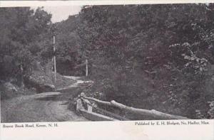 New Hampshire Keene Beaver Brook Road