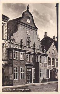 RP; Flensburg, Alt Flensburger Haus, Schleswig-Holstein, Germany, 10-20s