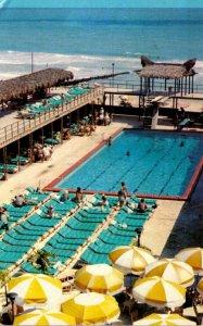 Florida Miami Beach The Shore Club Hotel 1970