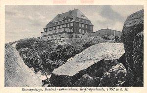 Riesengebirge Deutsch Bohmerhaus France Unused