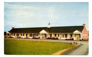 MA - West Hatfield. The Jenny Lind Motel