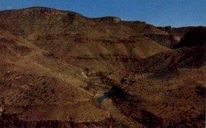 Salt River Canyon - Arizona AZ