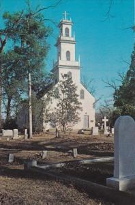 St David's Episcopal Church , CHERAW , South Carolina , 50-60s