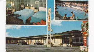 Pierre Motel, QUEBEC , Quebec , Canada , 1986