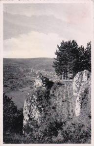 Belgium Olloy-sur-Viroin Sur les roches du Pas 1935