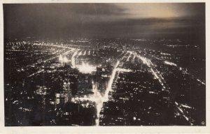 RP: NEW YORK CITY , 1941 ; At Night