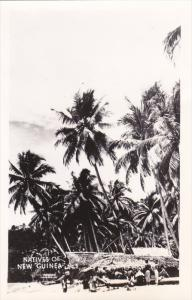 RP: NEW GUINEA , 1940s ; Native