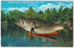 Crooked Lake WI