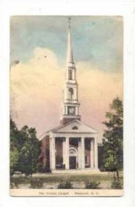 The Village Chapel, Pinehurst, North Carolina, PU01941