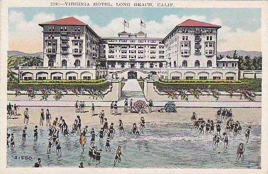 Virginia Hotel, Long Beach, California, 10-20s