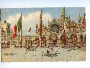 138488 Italy Venice VENEZIA Basilica of St. Mark & Clock Tower