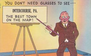 Greetings From Intercourse Pennsylvania