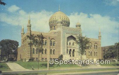 Tripoli Temple, Shrine Mosque