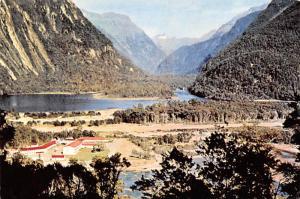 Arthur Valley - New Zealand
