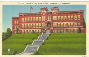 Science Hill High School, Johnson City, Tennessee,  30-40s