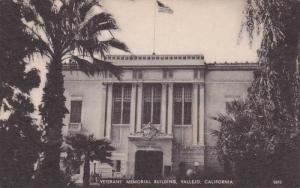 Exterior, Veterans Memorial Building, Vallejo, California, 00-10s