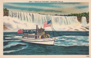 Tour Steamer Maid of the Mist Niagara Falls , 30-40s