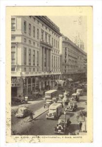 Hotel Continental Y Diagonal Norte, Buenos Aires, Argentina, 1900-1910s