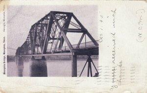 MEMPHIS , Tennessee, 1905 ; Bridge
