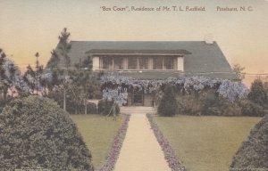 PINEHURST , N.C., 1900-10s ; Box Court