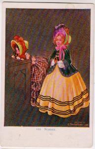 #112 Sunday by Twelvetrees 1906