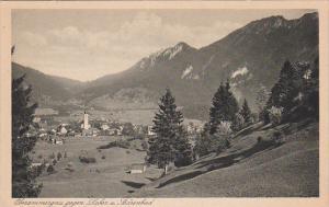 Oberammergau Gegen Laber U. Barenbad, Oberammergau (Bavaria), Germany, 1910-1...
