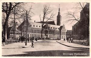Holland Groningen Provinciehuis  Groningen Provinciehuis