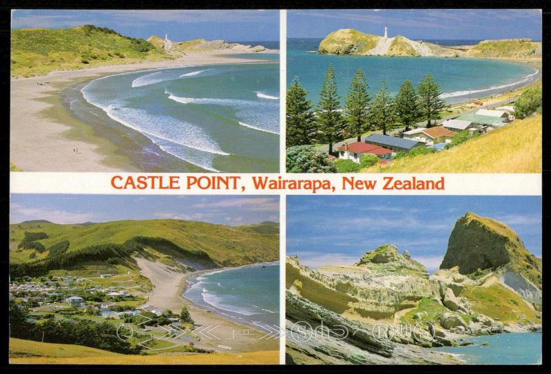 Castle Point, Wairarapa, New Zealand
